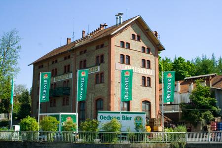 Oechsner Brauereigebäude
